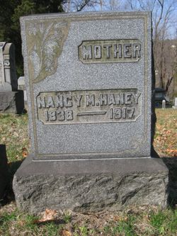 Nancy Jane <I>Mansfield</I> Haney