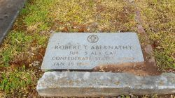 Dr Robert Townes Abernathy