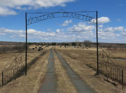 Maccan United Baptist Church Cemetery