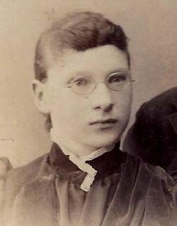 Clara A. <I>Heinrich</I> Parker