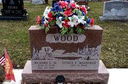 """Richard L. """"Woody"""" Wood, Sr"""