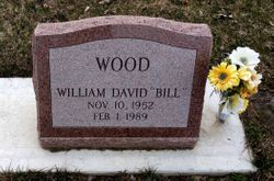 """William David """"Bill"""" Wood"""