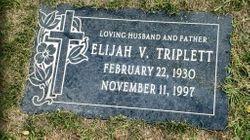 Elijah Vaughn Triplett