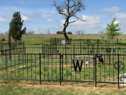 96 Ranch Family Cemetery
