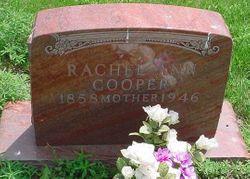 Rachel Anne <I>Humphreys</I> Cooper