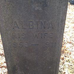 Albina E <I>Tracy</I> Berry