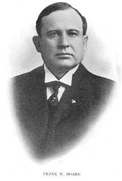 "Francis Ward ""Frank"" Hoard"