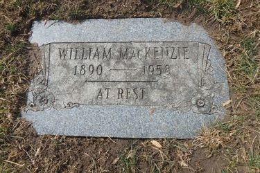 William MacKenzie