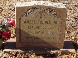"""Willie """"B."""" Budden Jr."""