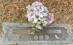 Cora Agnes <I>Davis</I> Wood