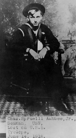 Charles Sprueill Ashbee Jr.