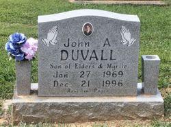 John Allen Duvall