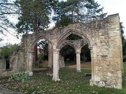 "Margaret De ""Lady of Pembroke"" <I>Plantagenet</I> de Hastings"