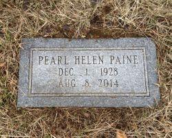 Pearl Helen <I>Shortridge</I> Paine