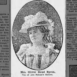 Mary Kate <I>Crehan</I> Byron