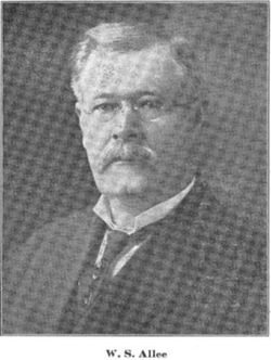 Dr William Sylvanus Allee