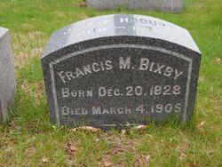 Francis Mather Bixby