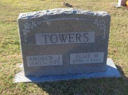 Elsie Mae <I>Howard</I> Towers