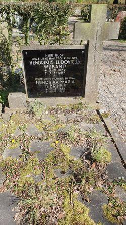 Hendrikus Ludovicus Wijkamp