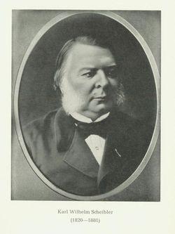 Karl Wilhelm Scheibler