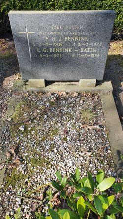 Franciscus Hendrikus Johannes Bennink