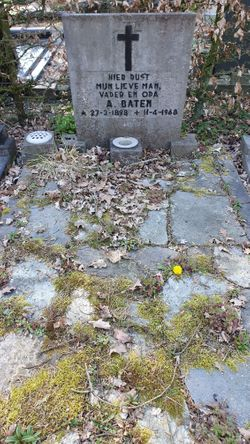 Antonius Josephus Baten
