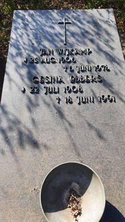 Johannes Frederikus Gregorius Wijkamp