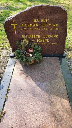 Hermanus Theodorus Lurvink