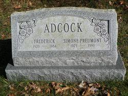 Simone <I>Preumont</I> Adcock