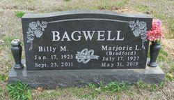 Marjorie L <I>Bradford</I> Bagwell