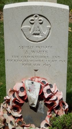 Private Albert White