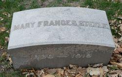 Mary Frances <I>Dunlavy</I> Steele