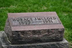 Horace Johnson McLoed