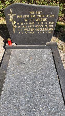 Wilhelm Jacob Johannes Wiltink