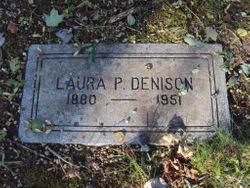 Laura <I>Phinney</I> Denison
