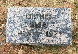 Emma Ethel <I>Dunahee</I> Adams