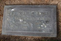 Billie M. Jones