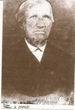 John Huff Stokely