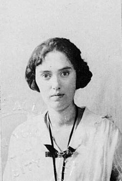 Helen Marion <I>Palmer</I> Geisel
