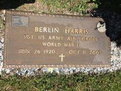 Dr Berlin Harris