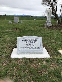 """Gabriel D """"Gabe"""" Wischmeier"""