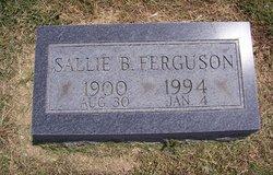 Sallie Belle <I>Baird</I> Ferguson
