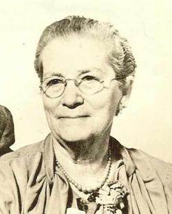 Mary Rebecca <I>Moss</I> Hale