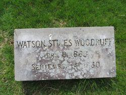 Watson Stiles Woodruff