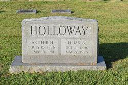 Lilian <I>Brewington</I> Holloway