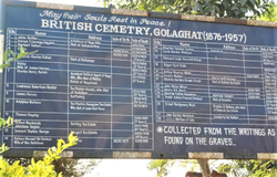 Golaghat Government Cemetery