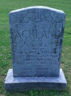 Enoch Ackland