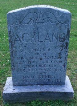Frank A Ackland