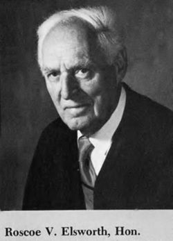 Roscoe Van Aken Elsworth