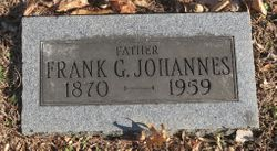 Frank G Johannes